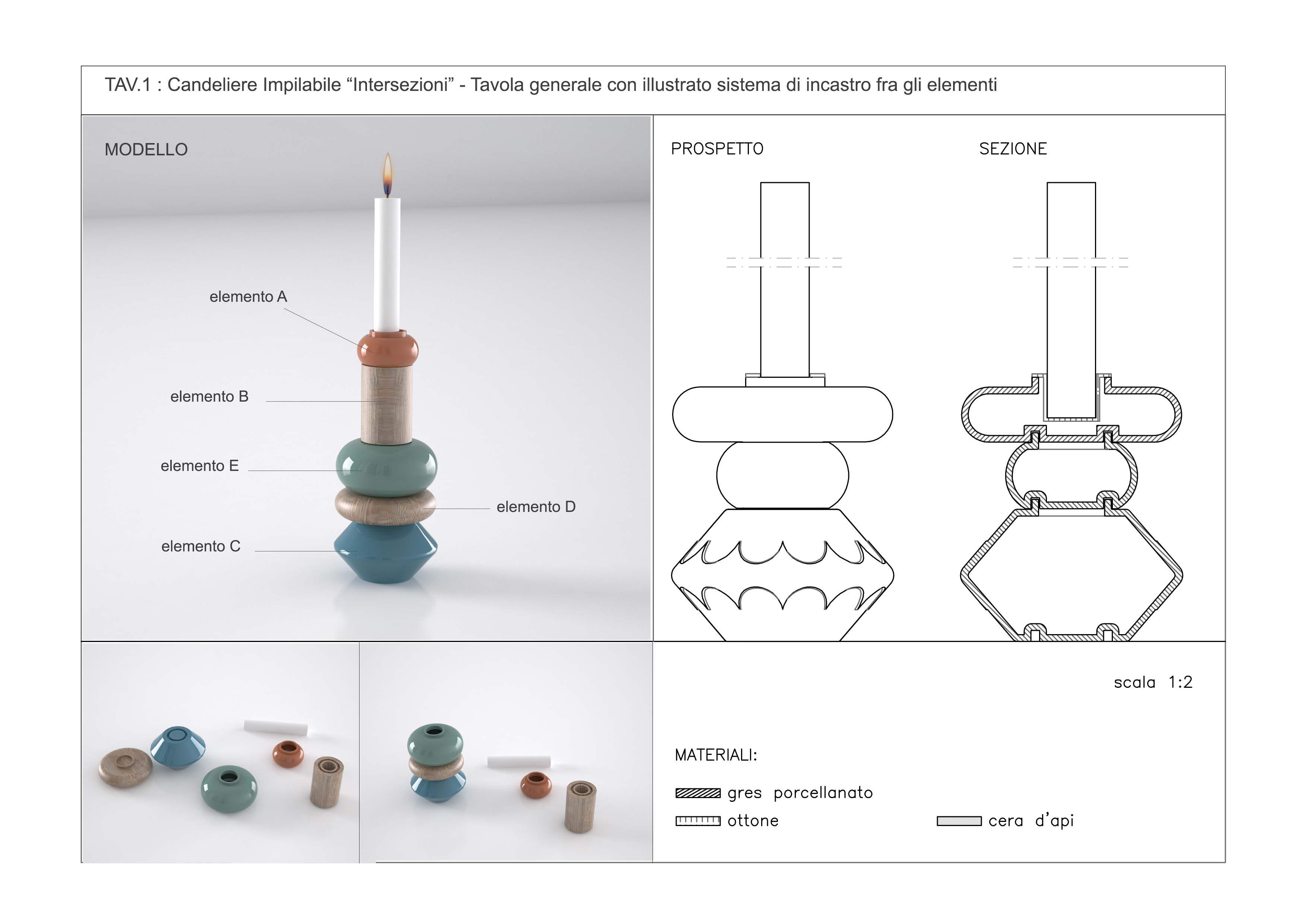 progetti e disegni prototipi