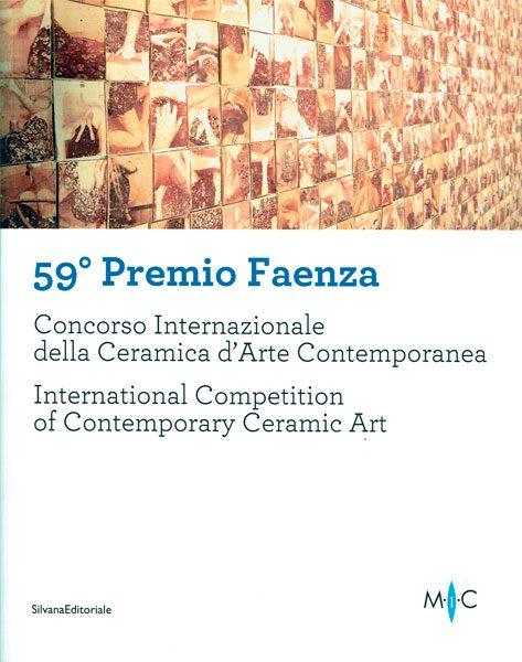 Nicola Boccini, 59° international competition of contemporary ceramic art