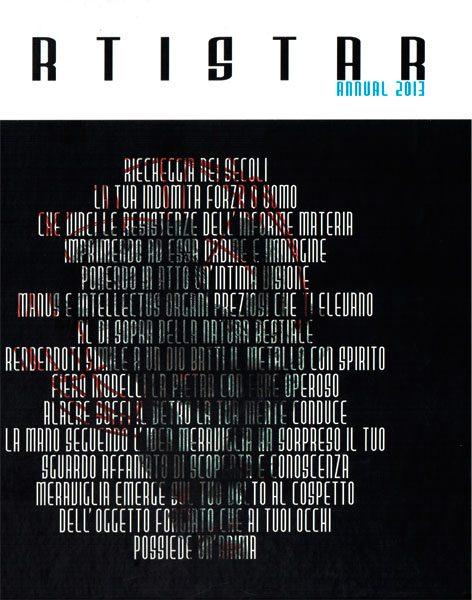 Nicola Boccini art exhibition Milan Artistar