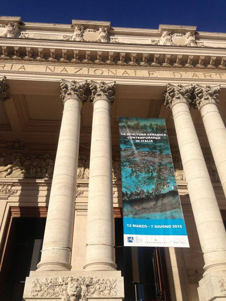 Galleria Nazionale d'arte contemporanea Gnam Roma