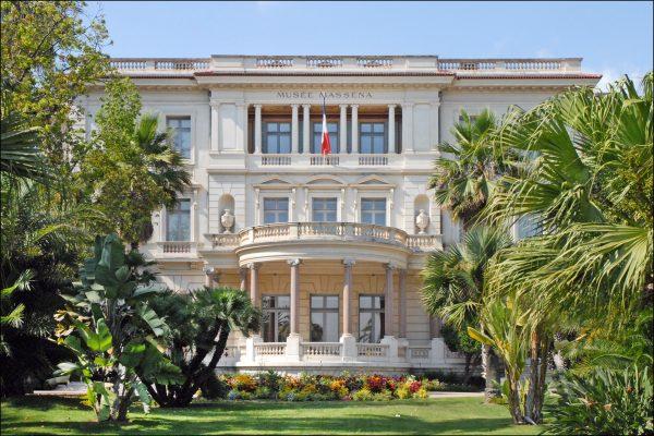 Mostra d'Arte delle opere premiate, Museo Massena, Nizza. (Francia)