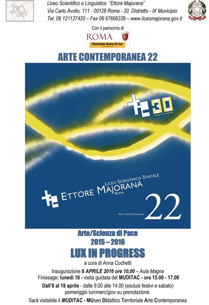 Locandina-ARTE-MAJORANA-22-edizione