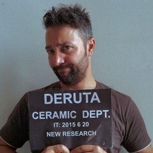 Nicola Boccini l'artista della ceramica sperimentale