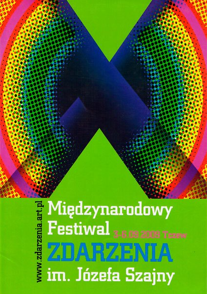 Nicola Boccini, Festival of Zdarzenia 2009