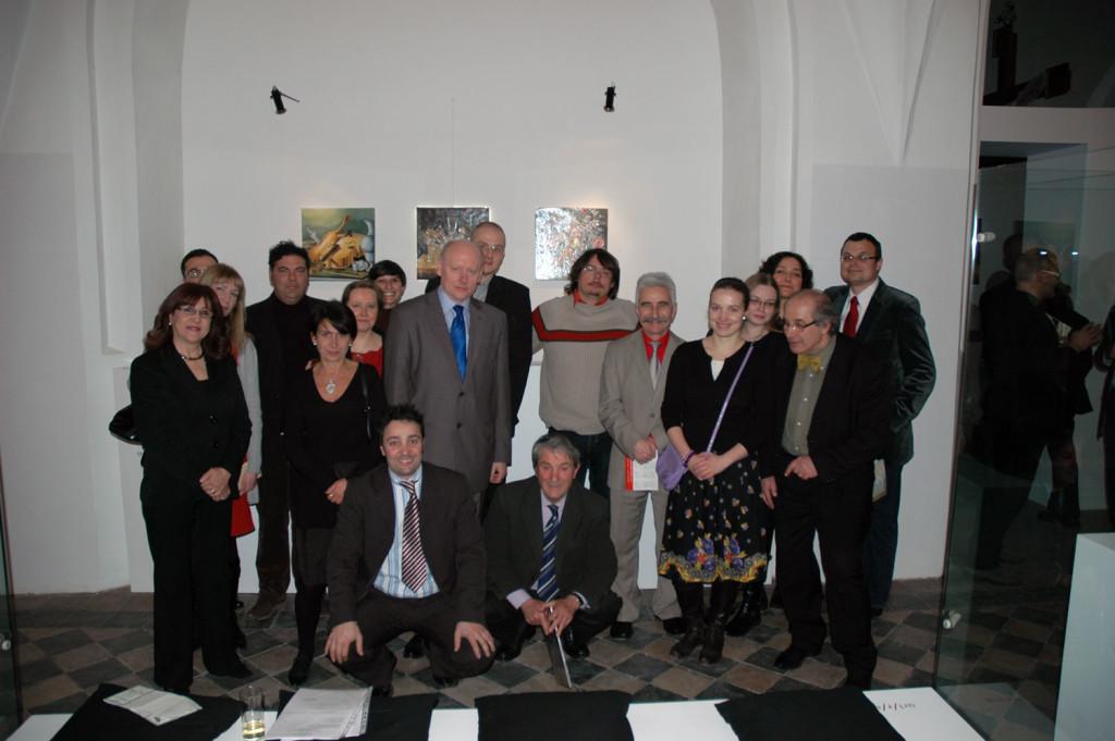 art revolution ceramic exhibition in danzica