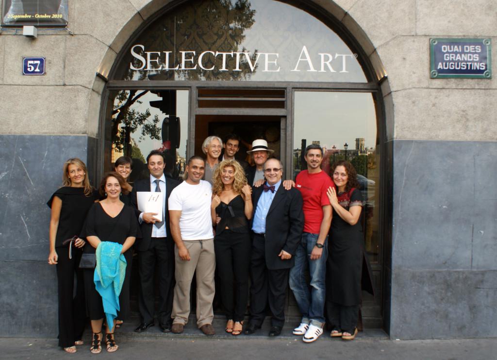 art revolution ceramic exhibition in paris
