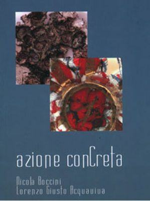 "Nicola Boccini, ceramic art exhibition ""Azione Concreta"""
