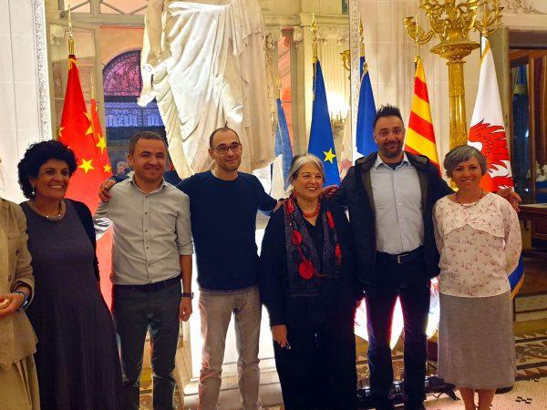 Museo Massena Nizza, mostra d'arte degli artisti internazionali vincitori del premio