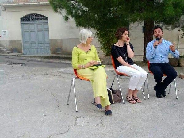 Nicola Boccini, Claudia Casali, Silvia Imperiale testimonianze ceramiche Grottaglie