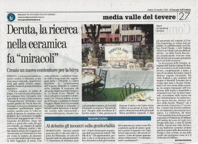 design fermento newspaper