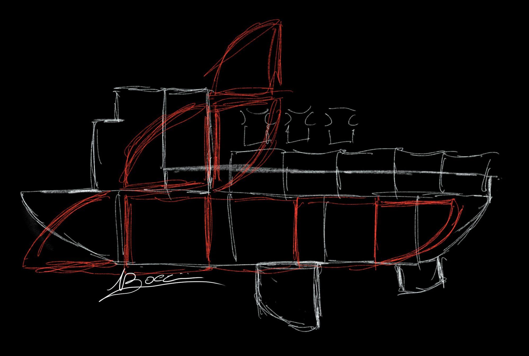 disegno vessel light per mic faenza