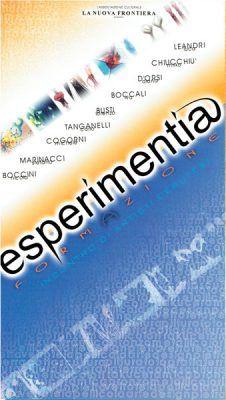 "Nicola Boccini, art exhibition ""esperimentia"" Italy"