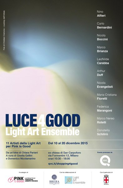 luce4good milan