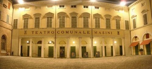Nicola Boccini in mostra al teatro Masini Faenza