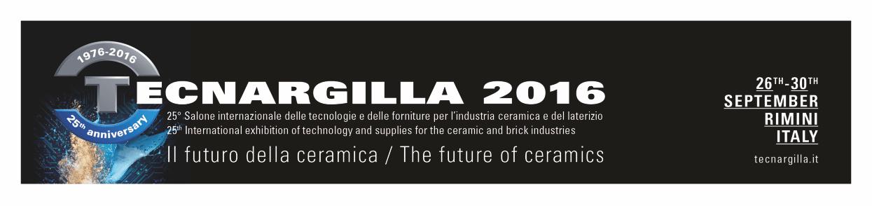 tecnargilla Italy invite Nicola Boccini
