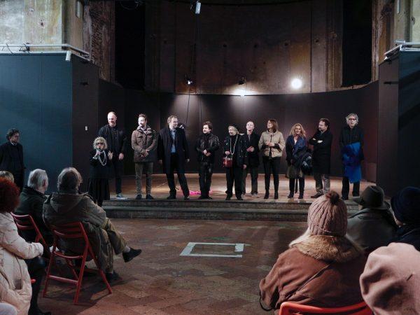 Mostra LUCE4GOOD,  Chiesa di San Carpoforo, Brera, gli artisti presentati da Gisella Gellini