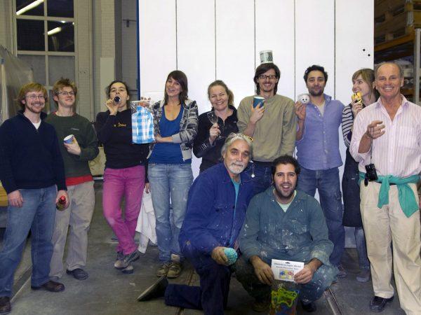 EKWC, 6 dicembre Buon Natale 2009, Den Bosh (NL)
